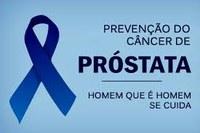 Campanha contra Câncer de Próstata