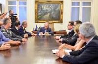 "Após reassumir governo, Hartung classifica 2018 como ""ano de oportunidades"""