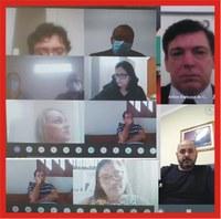 Ministério Público de São José do Calçado promove reunião para o enfrentamento ao Covid-19
