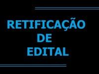 RETIFICAÇÃO DE EDITAL DE PREGÃO PRESENCIAL 001/2020